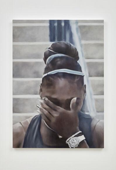 Judith Eisler, 'Serena (Stadium)', 2020