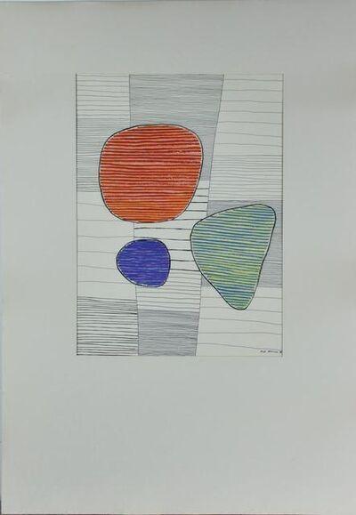 Luigi Veronesi, 'Composizione', 1950