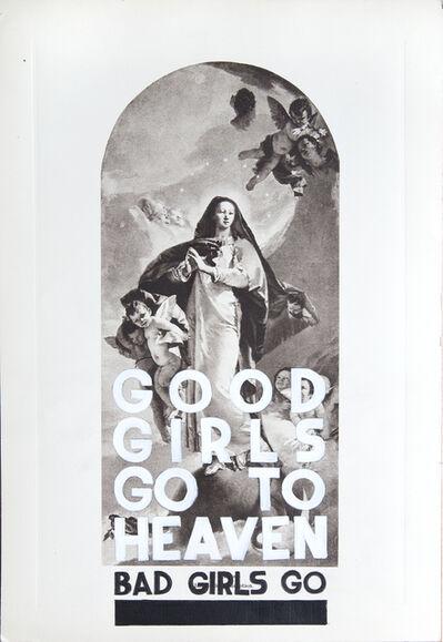 Léo Dorfner, 'Good girls and bad girls', 2018