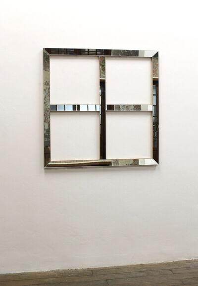 Daniel Dezeuze, 'Le stade du miroir (The mirror stage)', 1968