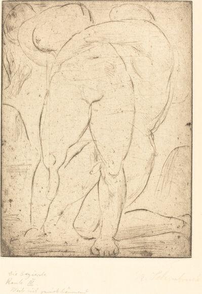 Wilhelm Lehmbruck, 'Passion II (Leidenschaft II)', 1914