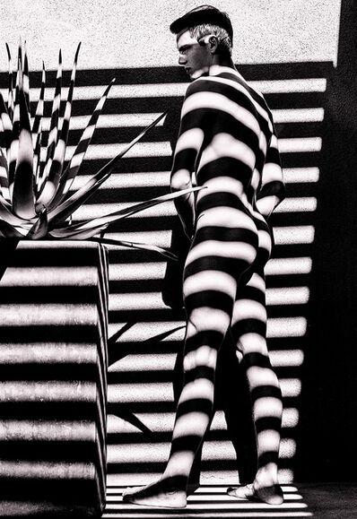 Greg Gorman, 'Fredrick Collier, Palm Springs, CA 2014'