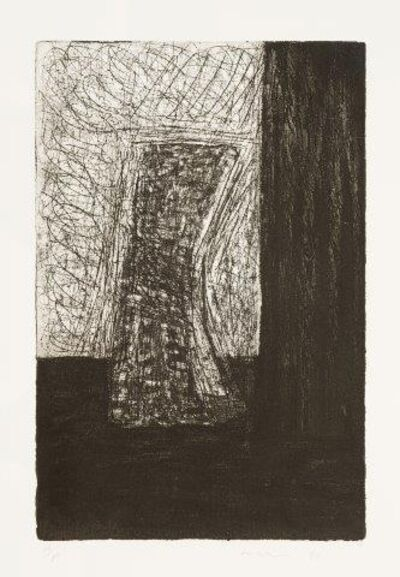 John Walker, 'The Prahan Etchings', 1981