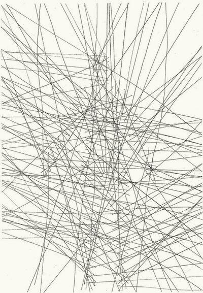 Antony Gormley, 'Track I', 2016