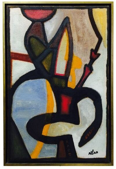 Jean-Michel Atlan, 'Composition', 1959