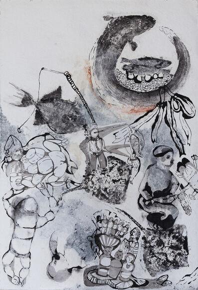 Sara Maia, 'Porque en Suenos os Vieron II', 2017