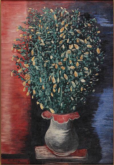 Moise Kisling, 'Vasedefleurs', 1923
