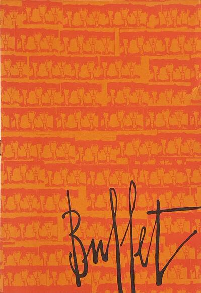 Bernard Buffet, ''Collector's Guild' Original (1968) Brochure + Lithos', 1968