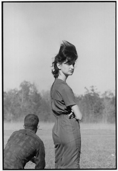 Danny Lyon, 'Prairieville, Louisiana, The Bikeriders Portfolio', 1964