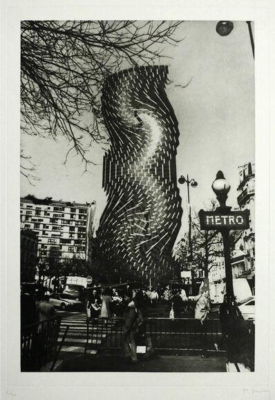 Pol Bury, 'Tour Montparnasse', 1990