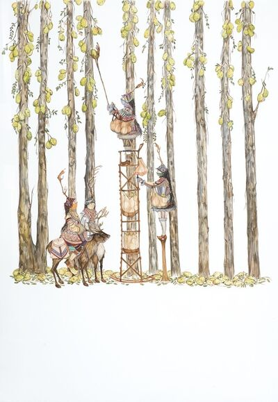 Amy Cutler, 'Siberian Jackfruit', 2007