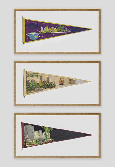 Bruno Faria, 'Landscape Memories / Sao Paulo', 2020