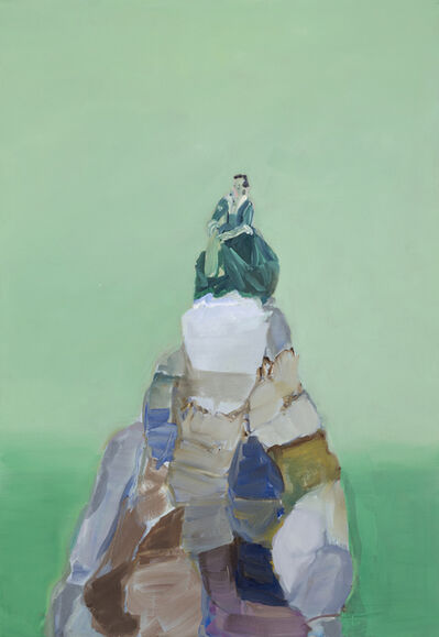 Janet Werner, 'Green Mountain', 2014