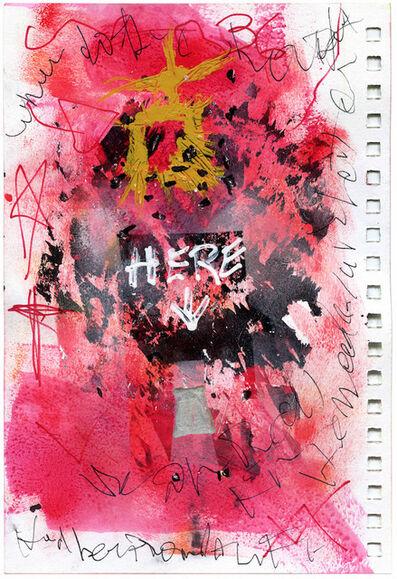 Yul Vázquez, 'Here', 2020