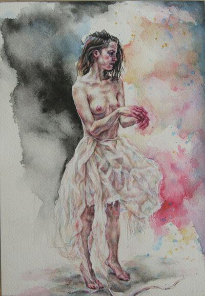 Tammy Salzl, 'Uneasy Grace', 2012