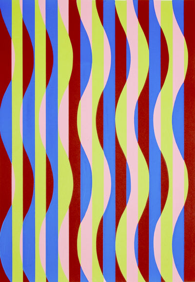 Michael Kidner, 'Untitled (Second Wave)', 1967