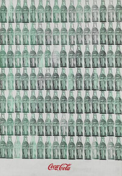 Andy Warhol, 'Green Coca-Cola Bottles', 1962