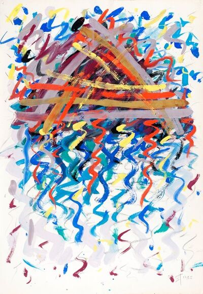 Adolfo Schlosser, 'Montaña', 1982-1985