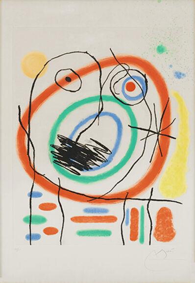 Joan Miró, 'Encercle'