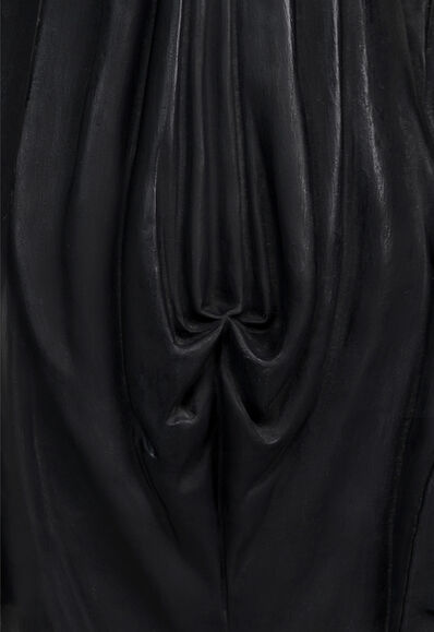 Sophie Langohr, 'Sainte Bernadette, plâtre polychrome, fin du XIXe siècle, Grand Curtius, Liège (détail)', 2016