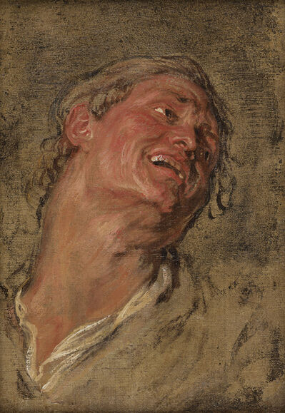 Anthony van Dyck, 'Study for The Betrayal of Christ', ca. 1618-20