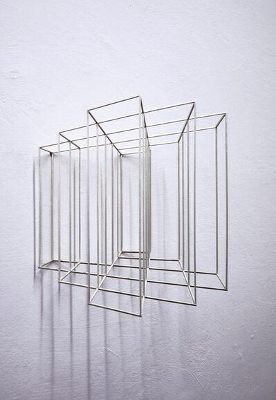 Paolo Cavinato, 'Wing #3 (silver)', 2016