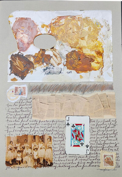 Vera Ferro, 'Colagem 6 (Collage 6)', 2005