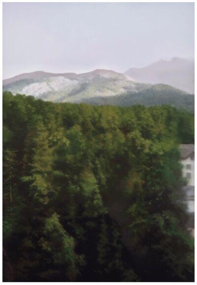 Gerhard Richter, 'P18 - Waldhaus', 2018