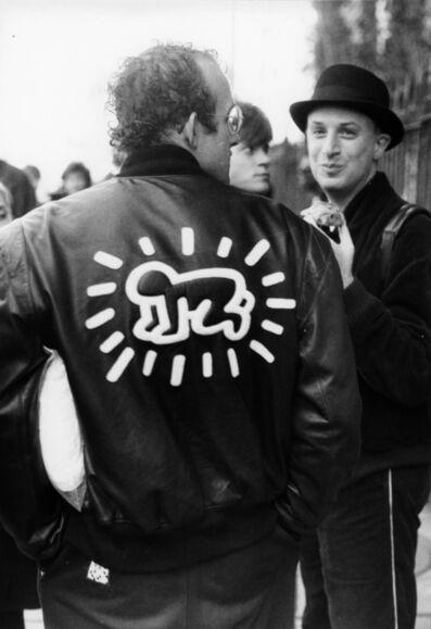 Bill Cunningham, 'Keith Haring', ca. 1980s