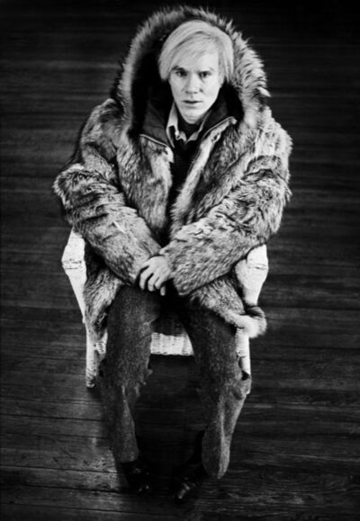 Michael Childers, 'Andy in Fur', 1976