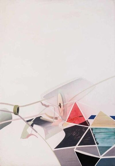 Michel Tyszblat, 'Triangles N°2', 1984