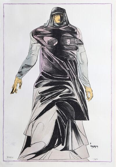 Leonard Baskin, 'Rachel', 1976