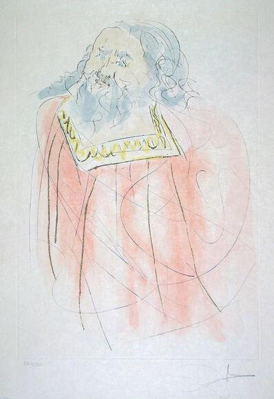 Salvador Dalí, 'Jeremiah', 1975