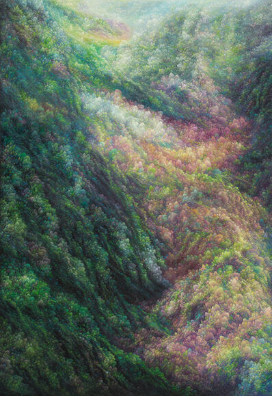 Jin-wook Yeom, 'Memory of Mountain', 2018