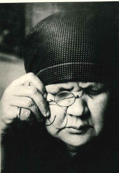 Alexander Rodchenko, 'Portrait of Mother', 1924