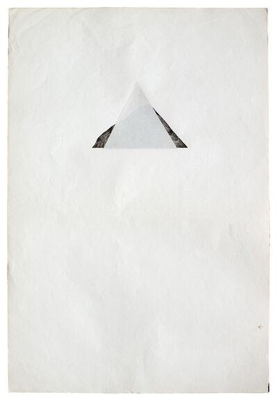 Shreyas Karle, 'The shape of a mountain', 2016