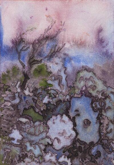 Shi Xinji, 'Series images of East Mountain No.4', 2014
