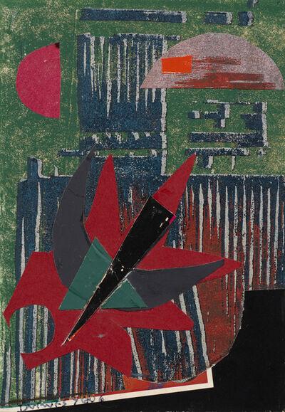 Werner Drewes, 'Fallen Star', 1976