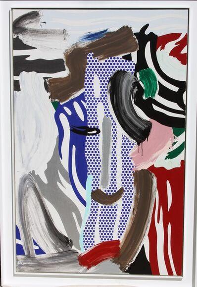 Roy Lichtenstein, 'Portrait', 1986