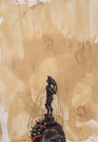 Robert Pruitt, 'Telepath', 2015