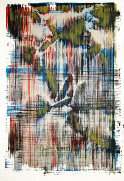 Sergio Barrera, 'Antigesture (rhizomes). P5', 2018
