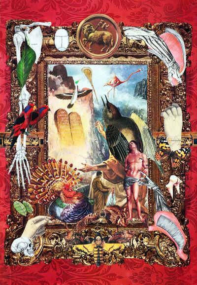 Mauricio Garrido, 'Moses 1', 2013