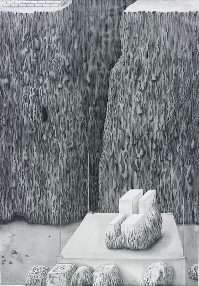 Paul Noble, 'Quarry N', 1997