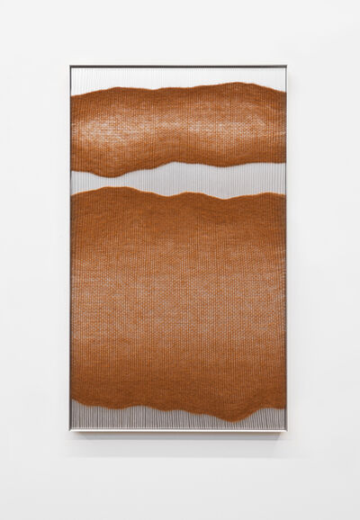 Mimi Jung, 'Rust Live Edge Forms', 2018