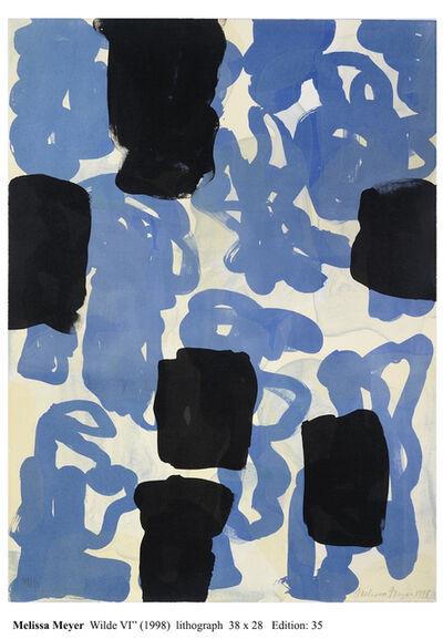 Melissa Meyer, 'Wilde VI', 2016