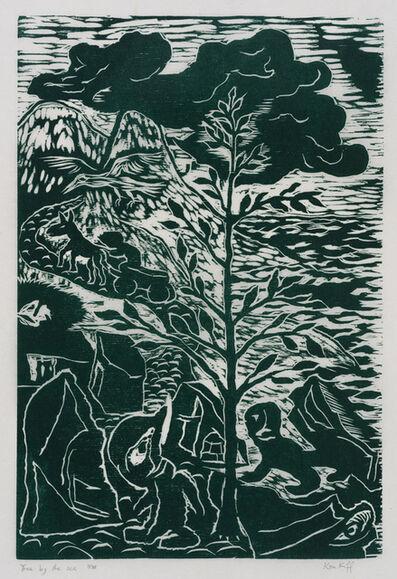 Ken Kiff, 'Tree by the Sea', 1986