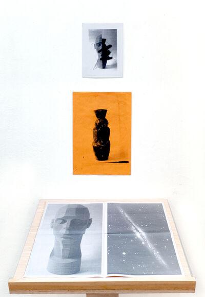 Kamau Amu Patton, 'TEL_ ZINE', 2019