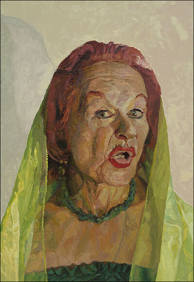 Laura Alexander, 'Olivia, The Bride', 2006