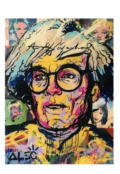 Alec Monopoly, 'Icons: Andy Warhol', N / A