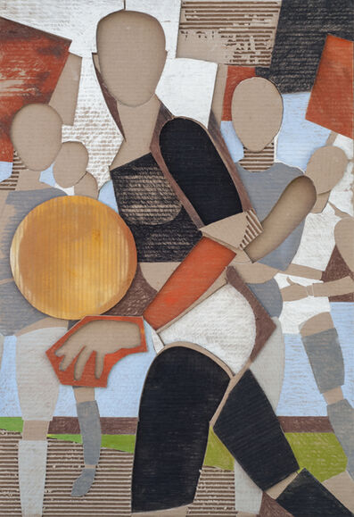 Jann Haworth, 'Inversion', 2017